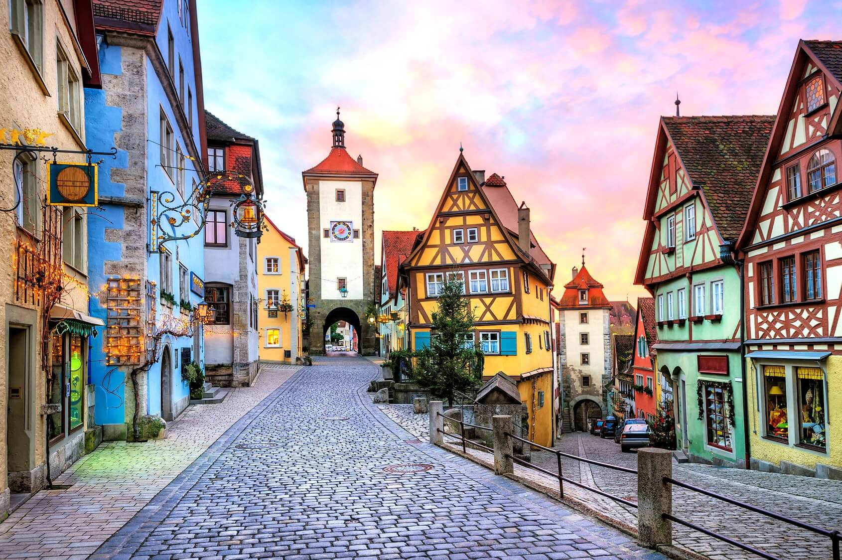 Embark On An Extraordinary And Memorable Vacation In Germany