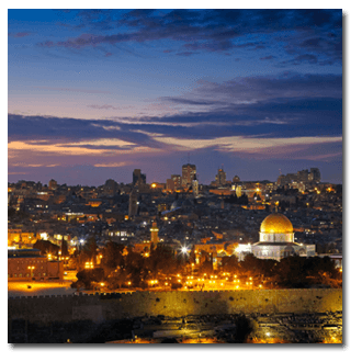 Touring Service in Israel