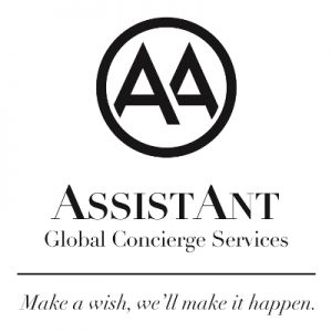 AssistAnt Logo for Social
