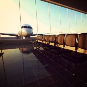 HEL Airport Departures and Arrivals VIP