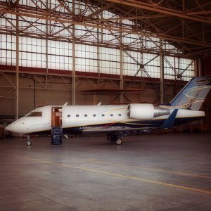 Mid-Size Private Jet Charter in Salt Lake City, Utah