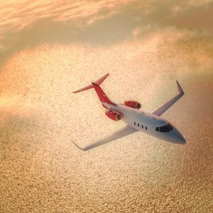 Small to Large Private Jet Charter in Brussels