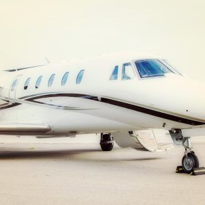 Small to Large Private Airplanes for Hire from Paris, France