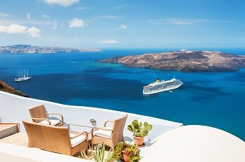Private Yacht Charter Santorini, Greece