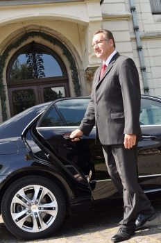 vip chauffeur service Kingston