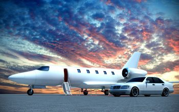 airplane chauffeur service Greensboro