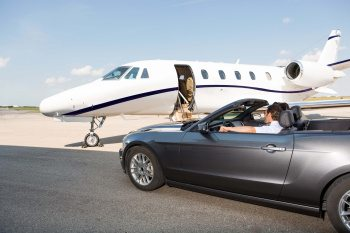 airport terminal chauffeur service Stockholm