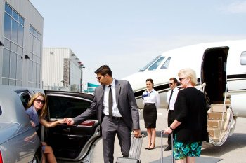 celebrity chauffeur service Kansas City
