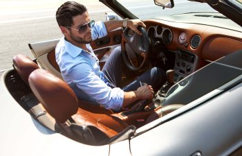 supermodel celebrity chauffeur service Ankara