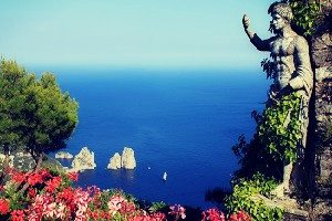 Captivating Capri Italy