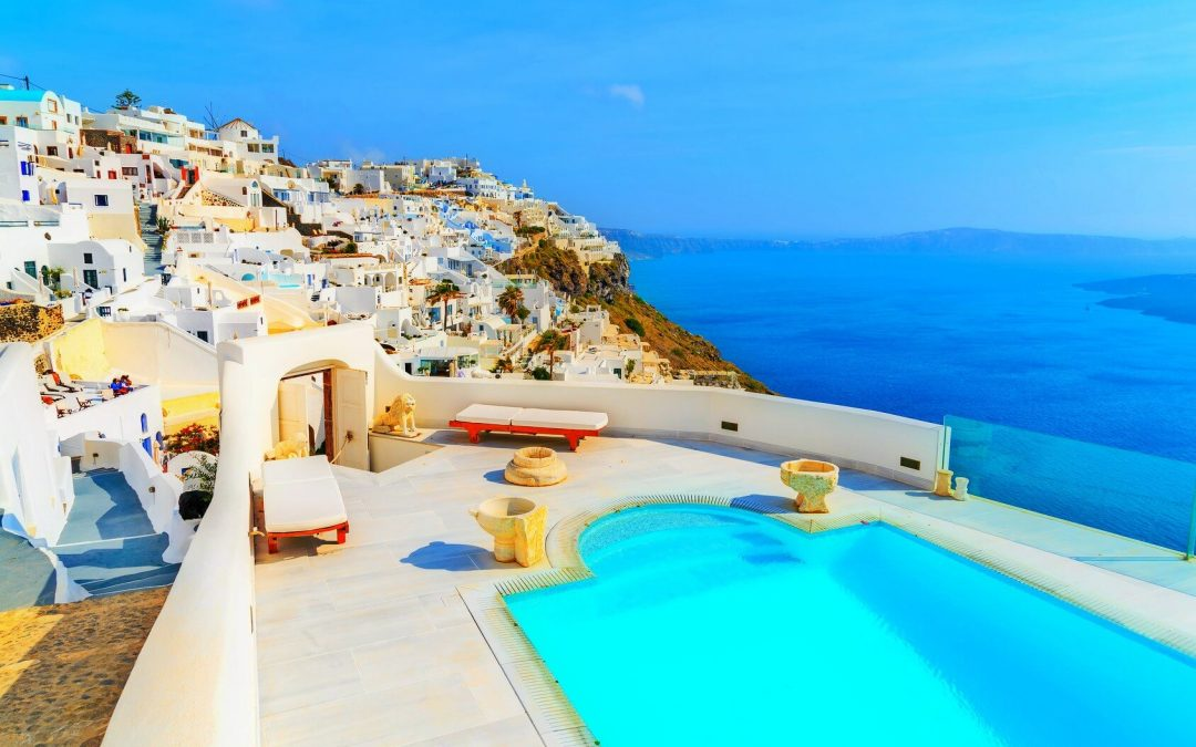 How To Tour The Greek Islands In Style