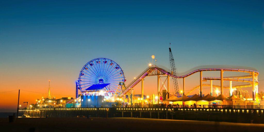 Los Angeles - Santa Monica Pier - AssistAnt Luxury Travel