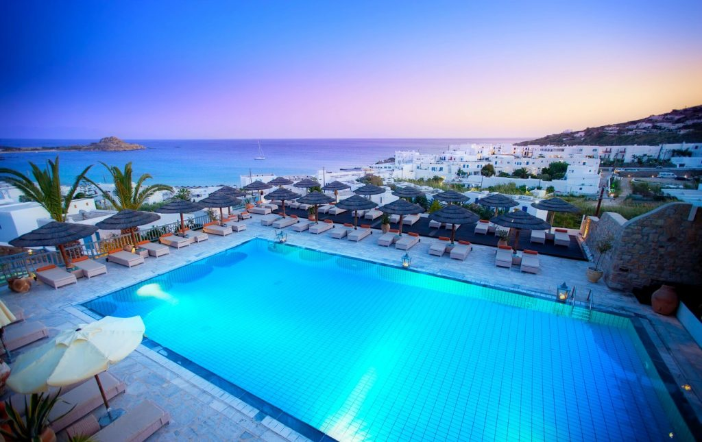 The 10 best luxury hotels in mykonos for every occasion for Luxury hotel guide