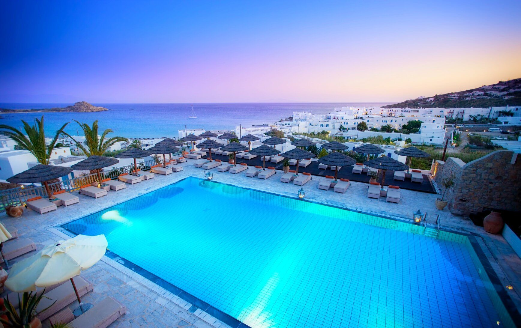 The 10 best luxury hotels in mykonos for every occasion for Top luxury hotels