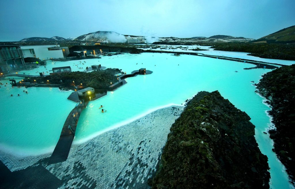 An exclusive look at the future of luxury hotels in for Blue lagoon iceland accommodation
