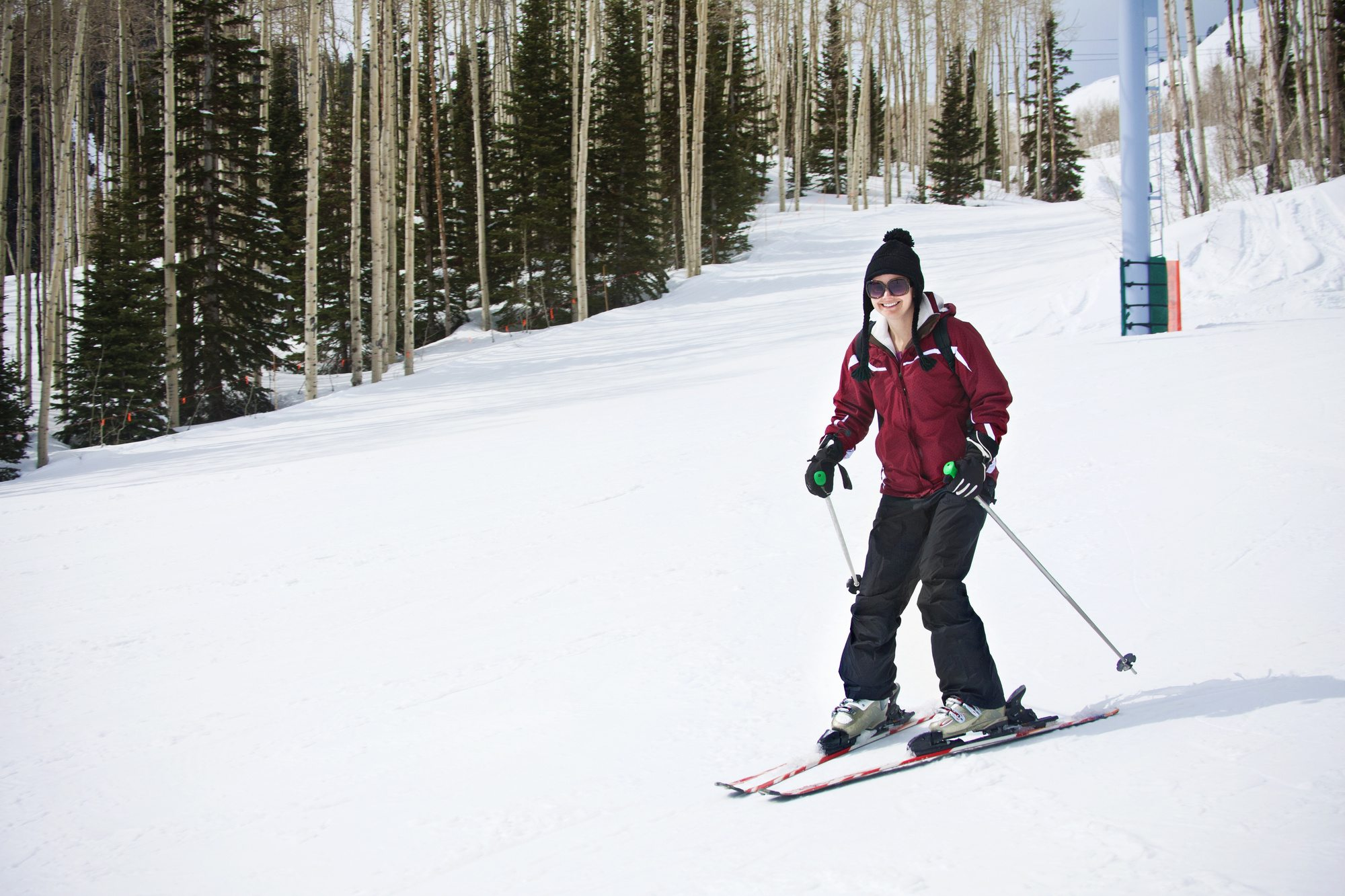 the five best north american ski resorts for beginners - assistant