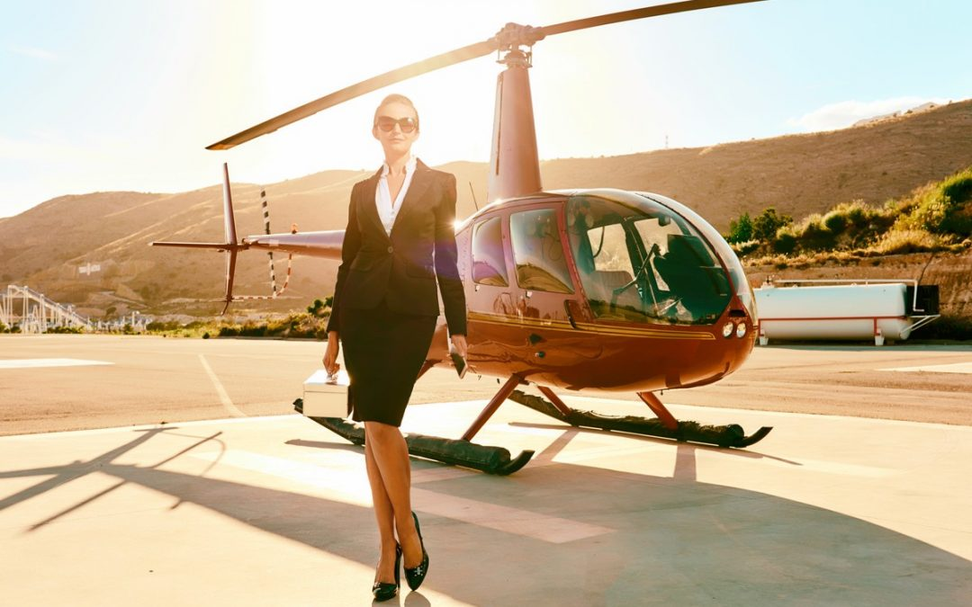 Travel In Style: 5 Reasons To Use A Helicopter Charter