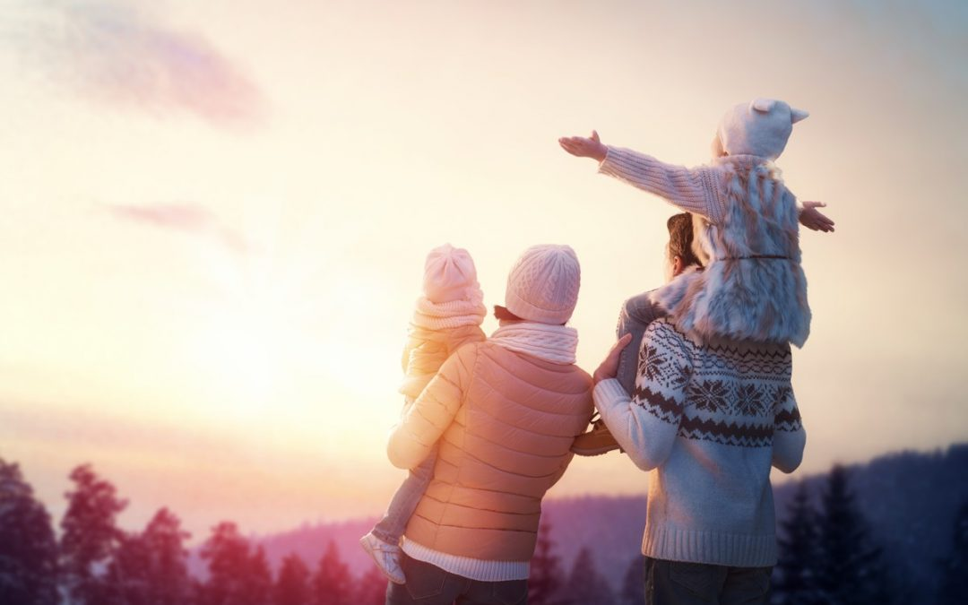Top 5 Winter Holiday Destinations for Young Families