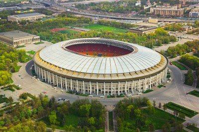 Luzhniki Stadium Russia