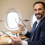 International Flight Business Travel