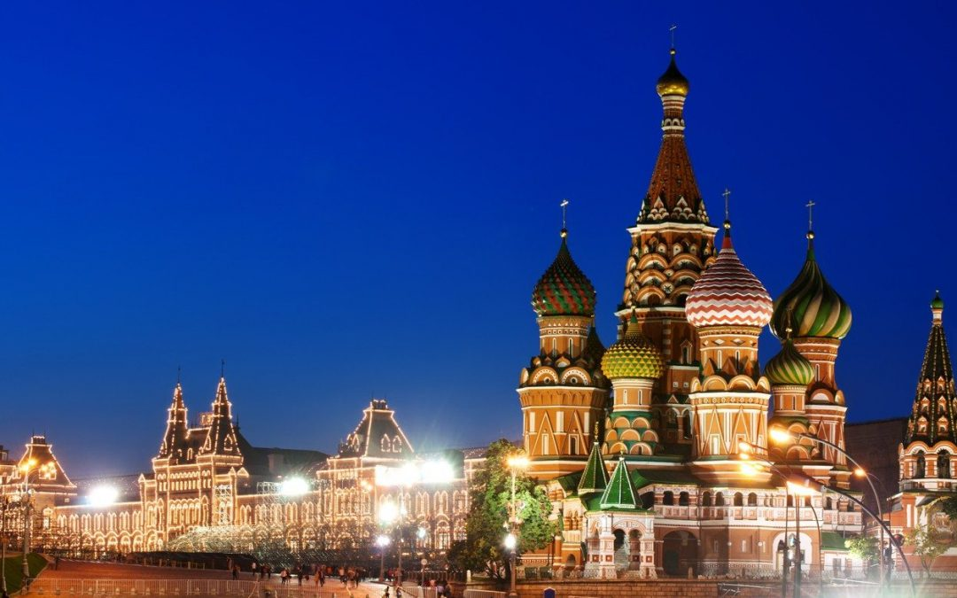 Moscow Sightseeing: 8 Places to Visit During the World Cup
