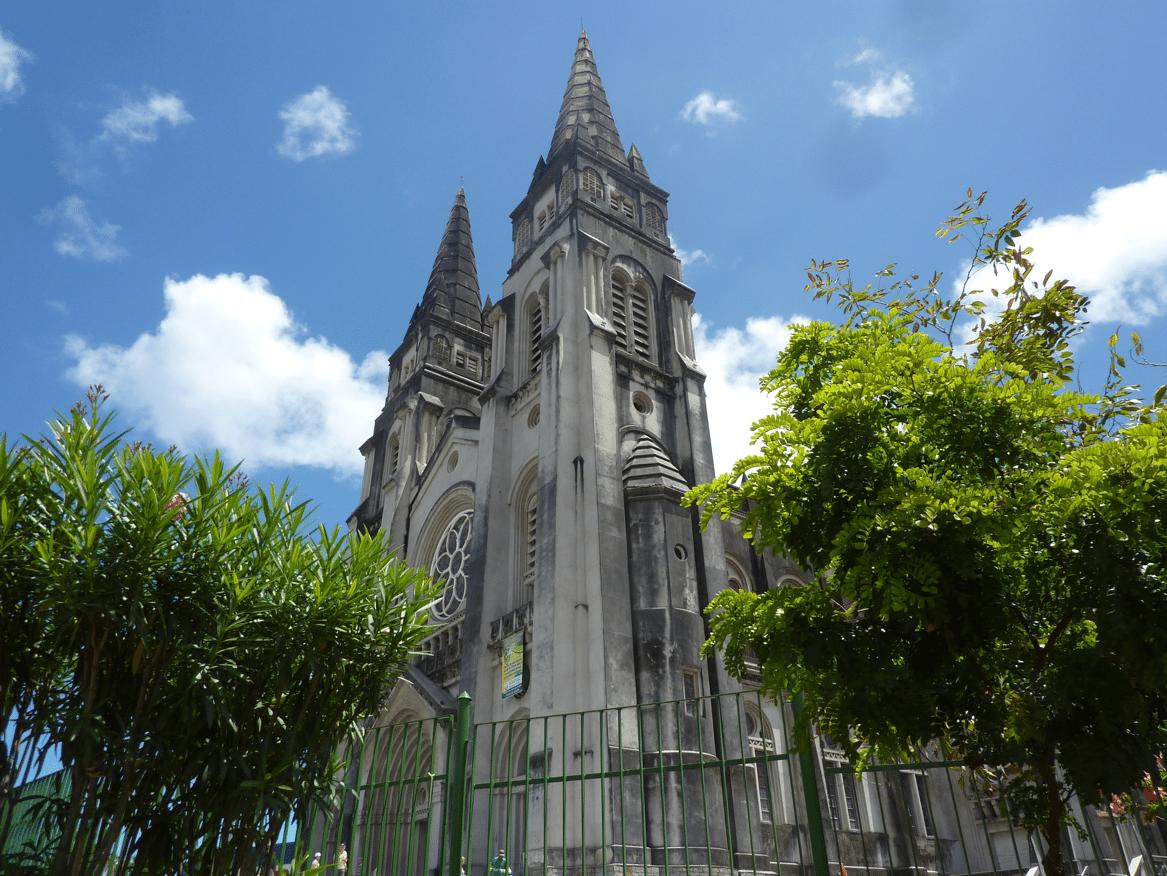 Catedral da Se Sao Paulo Brazil AssistAnt
