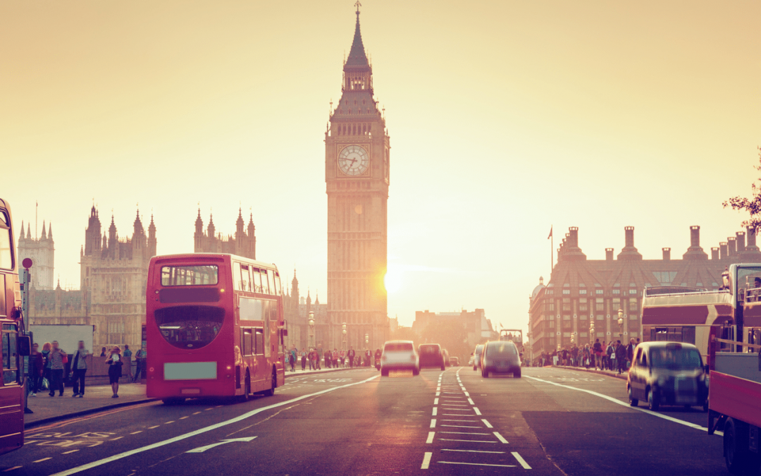 A Traveler's Guide to Summer in London