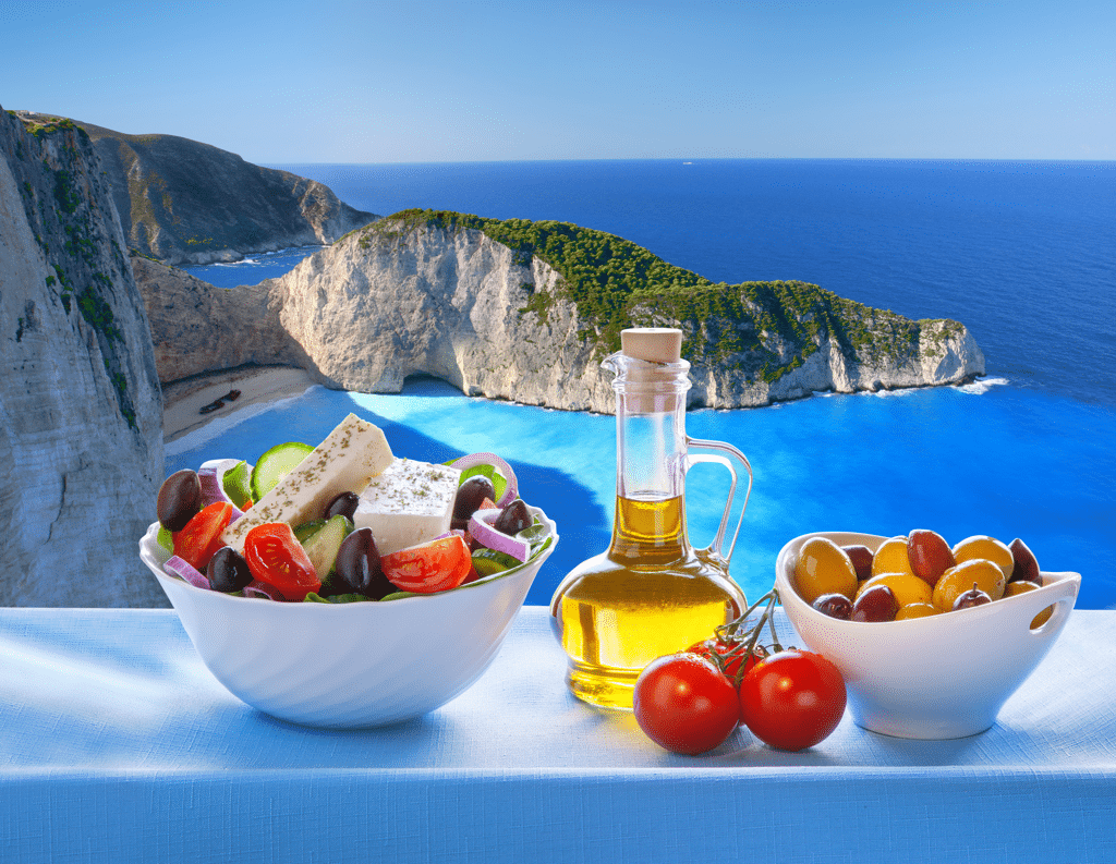Choriatiki Traditional Greek Food - AssistAnt