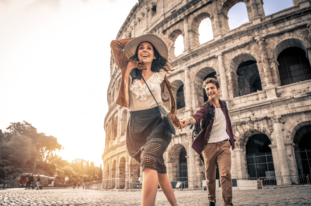 Rome Itinerary - AssistAnt
