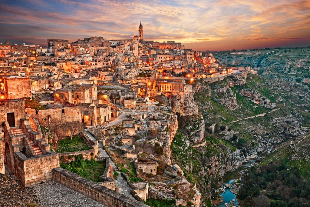 Matera Basilicata Italy - AssistAnt