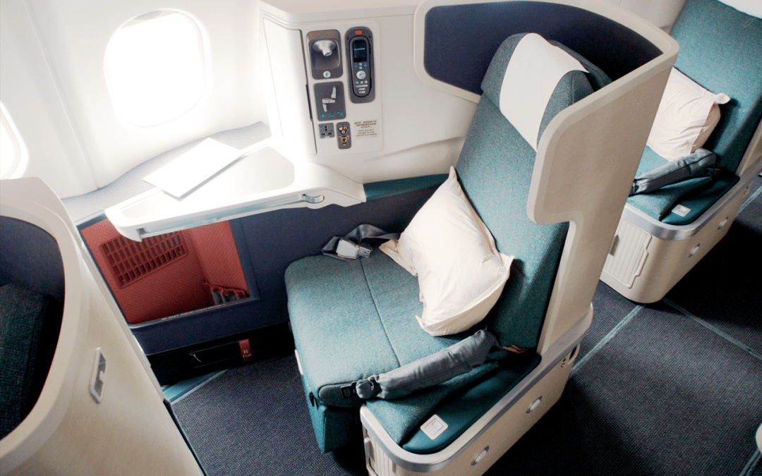 7 Reasons You Should Consider Flying Business Class