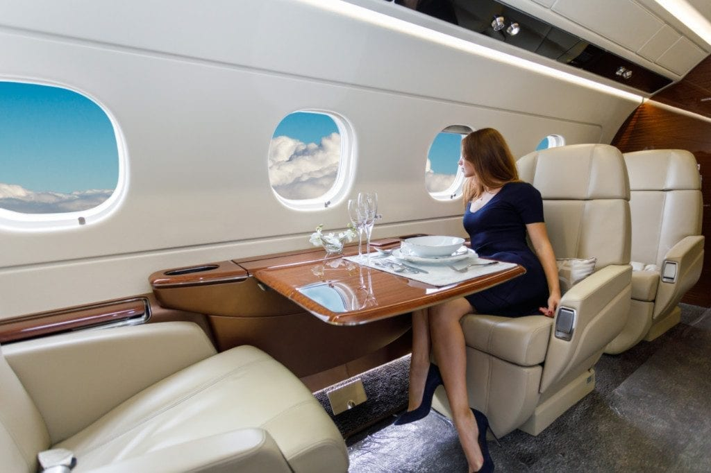 Flying Private Jet - AssistAnt Travel