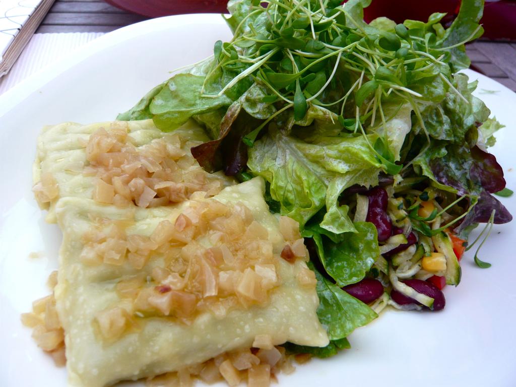 Maultaschen German Food - AssistAnt Travel