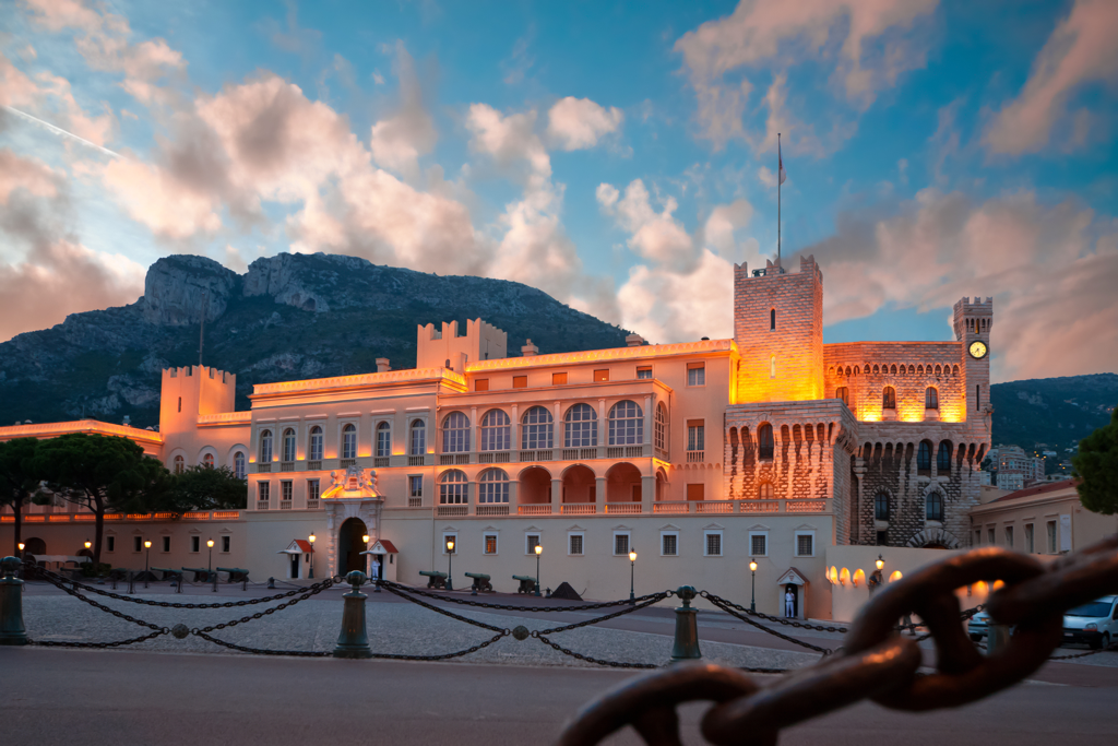 Monaco Royal Family Rose Ball - AssistAnt Travel