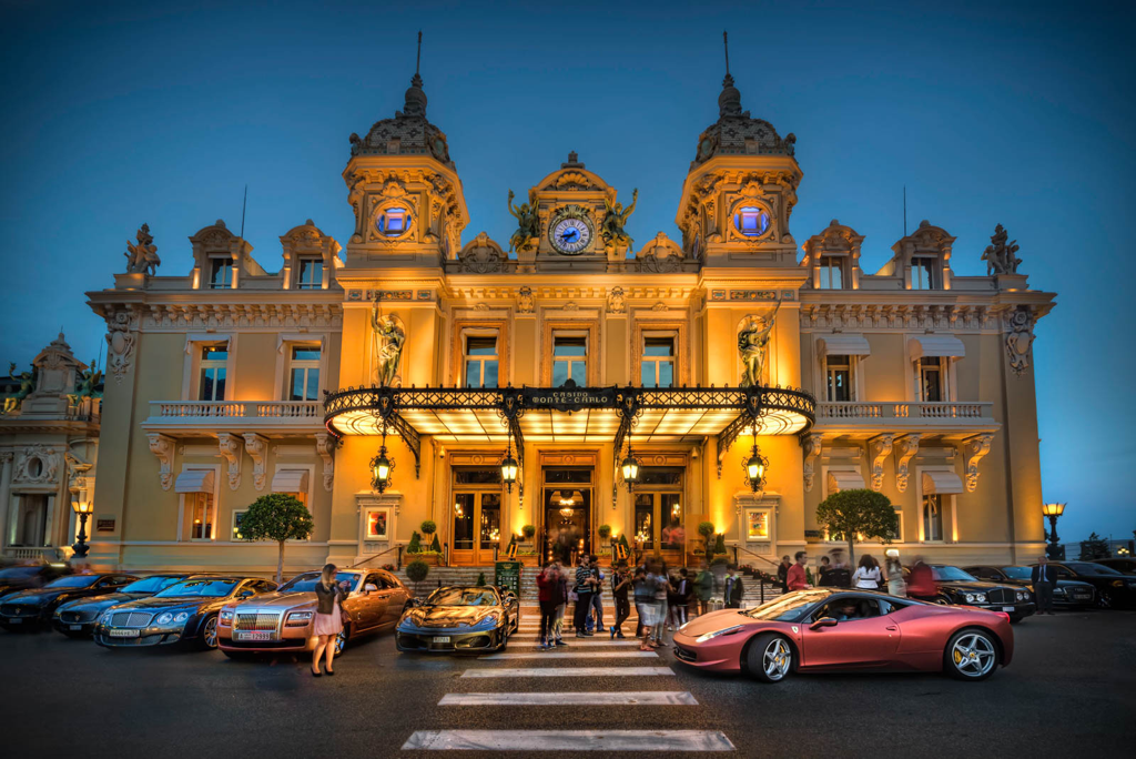 Monte Carlo Casino Monaco - AssistAnt Travel