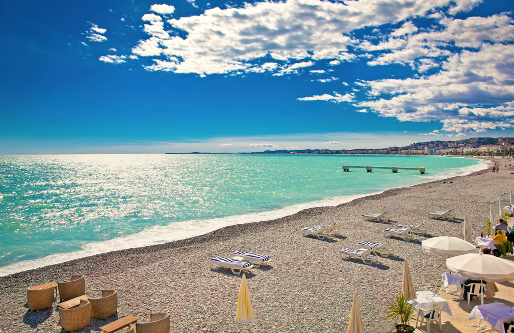 Beach Resorts In Nice France - AssistAnt
