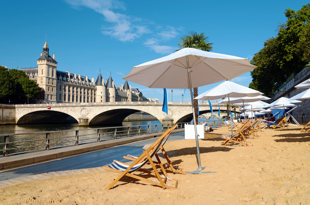 Paris Beaches Summer - AssistAnt Travel