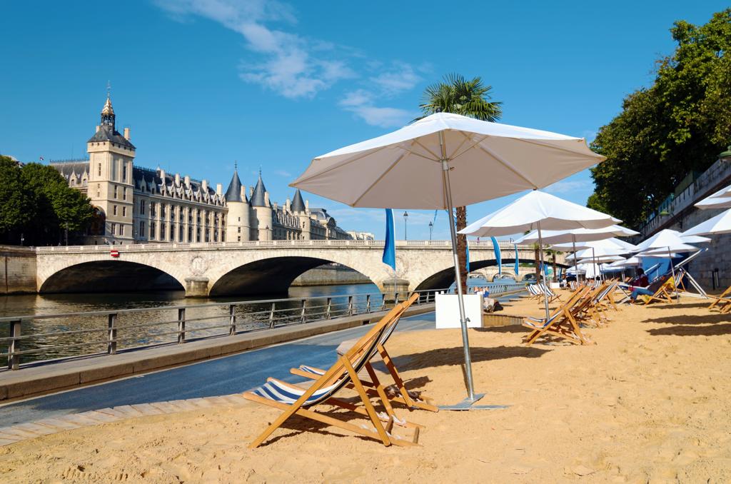 Paris Beaches Summer - AssistAnt Travel