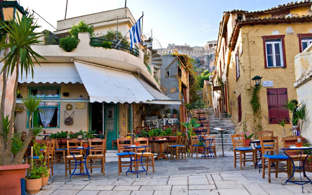 Feast Like a Greek God: The 10 Best Restaurants in Athens Greece