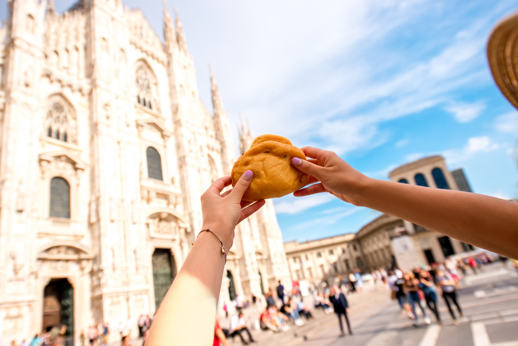 Food in Milan Italy - AssistAnt Travel