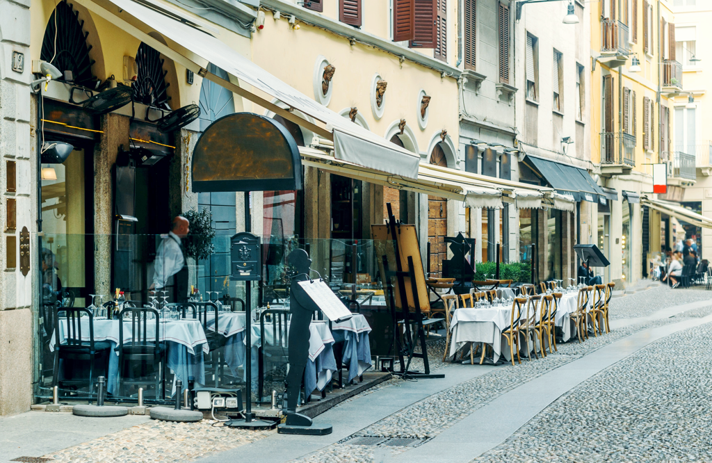 Milan Restaurants - AssistAnt Travel