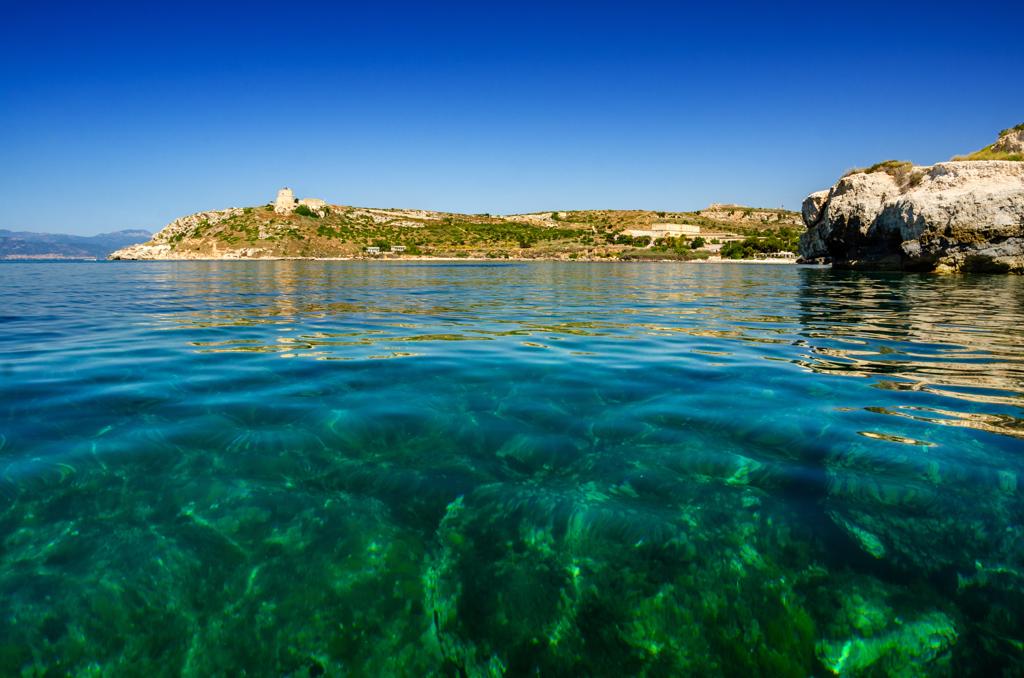 Calamosca Beach Cagliari Italy - AssistAnt Travel