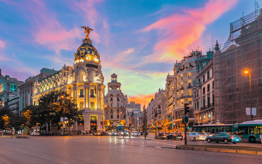 7 Luxury Hotels In Madrid You Need To Visit This Year