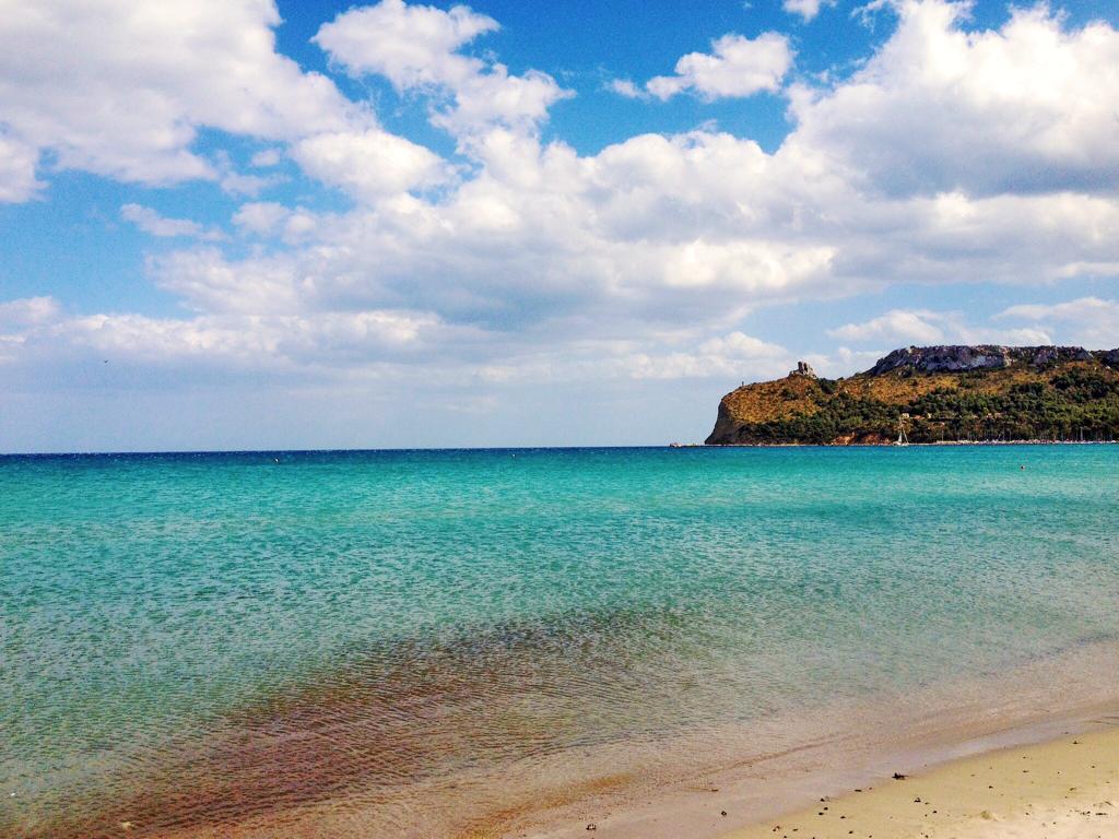 Poetto Beach Cagliari Italy - AssistAnt Travel