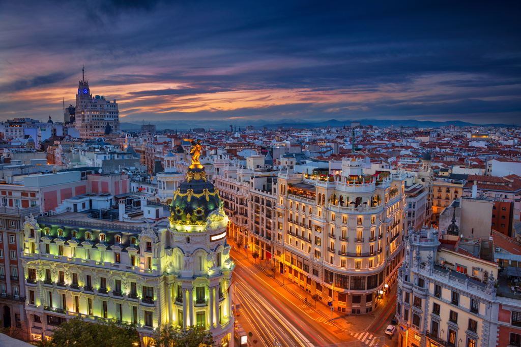 The Principal Hotel Madrid Spain - AssistAnt Travel