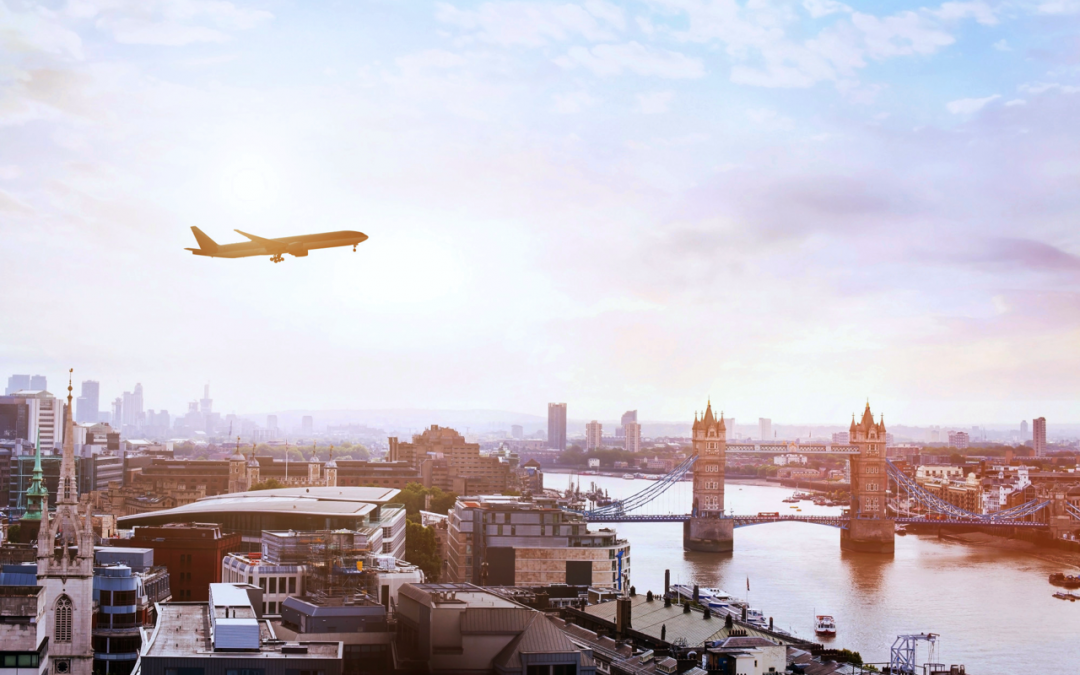 14 Fun Facts About London City Airport You Need To Know