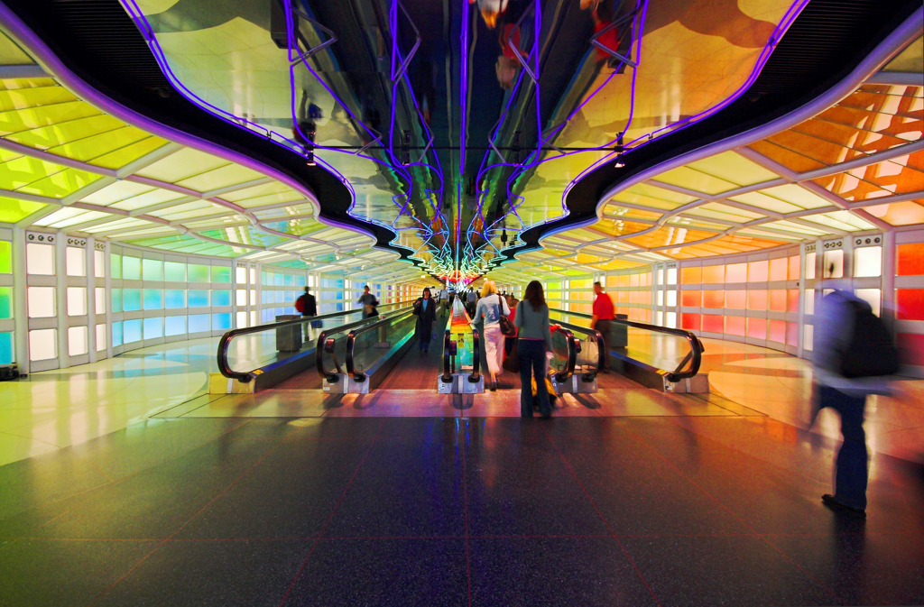 Chicago OHare Future - AssistAnt Travel