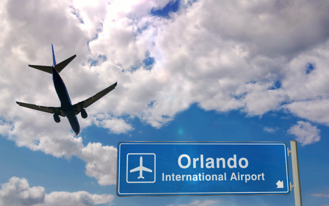 Why Orlando Florida MCO Airport Stands Out For Frequent Flyer Professionals