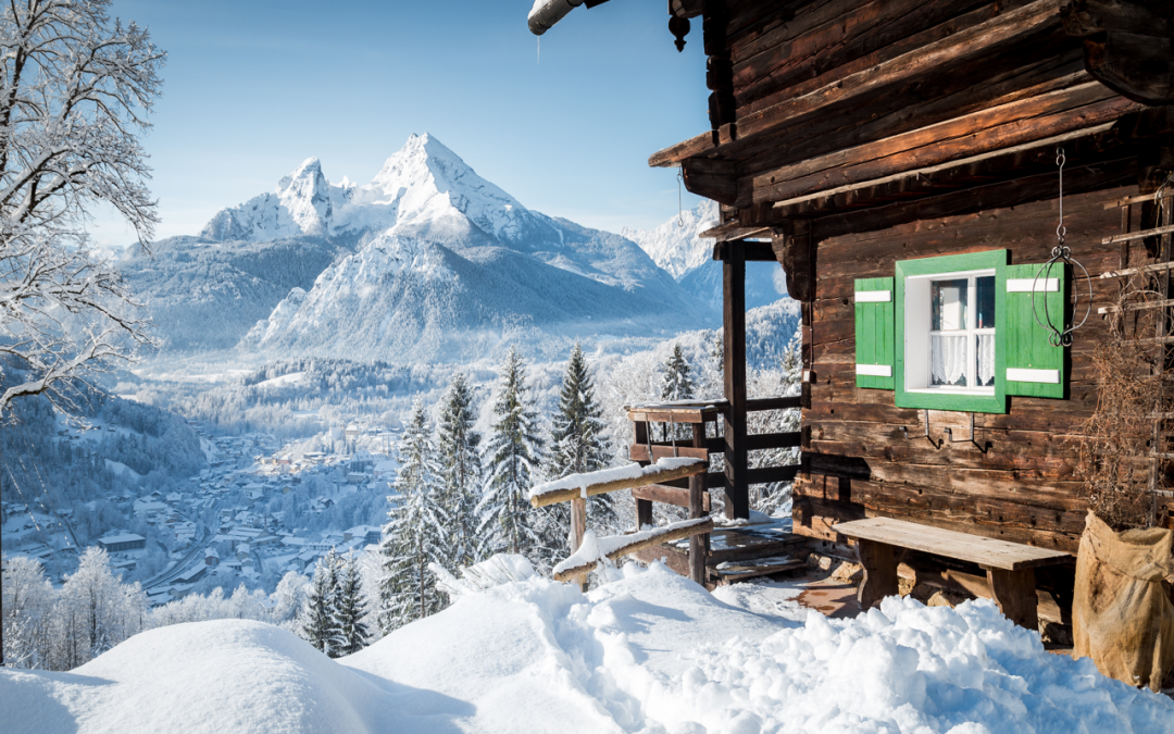 Swiss Ski Chalet Getaway - AssistAnt Travel