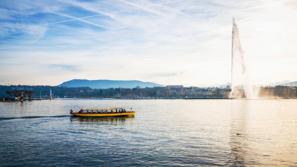 Geneva Travel Jet dEau - AssistAnt Travel